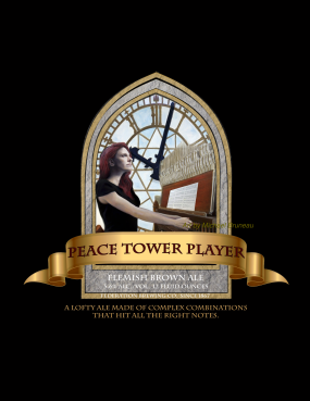 Peace Tower Player Black REDONE